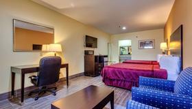 Quality Inn Brownsville - Brownsville - Bedroom