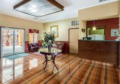 Econo Lodge Inn and Suites Eagle Pass - Eagle Pass - Σαλόνι ξενοδοχείου
