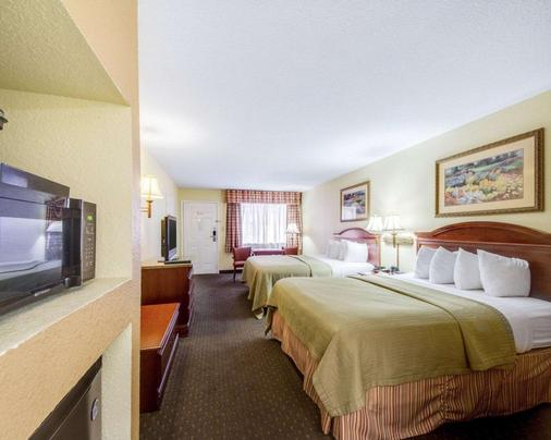 Econo Lodge Inn and Suites Eagle Pass - Eagle Pass - Κρεβατοκάμαρα