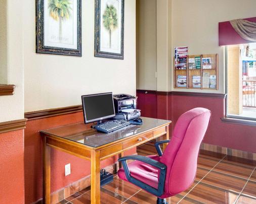 Econo Lodge Inn and Suites Eagle Pass - Eagle Pass - Aίθουσα συνεδριάσεων
