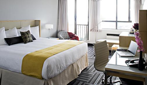 海岸堡壘酒店 - 納奈莫 - 納奈莫 - 臥室