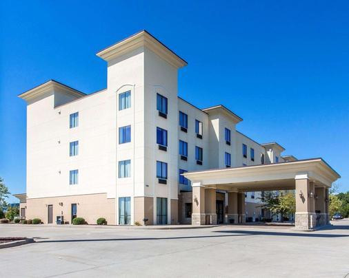 Comfort Inn & Suites - Madisonville - Gebäude