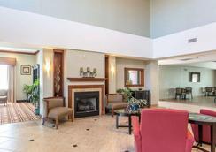 Comfort Inn & Suites - Madisonville - Lobby