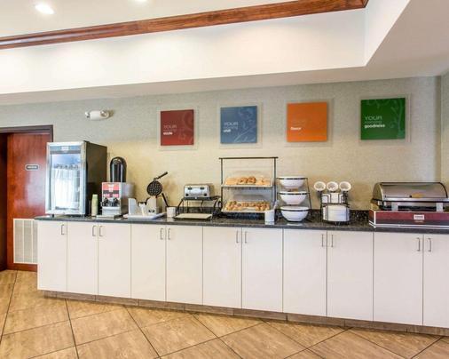 Comfort Inn & Suites - Madisonville - Buffet