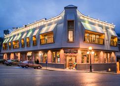 Savoy Hotel - Nelson - Rakennus