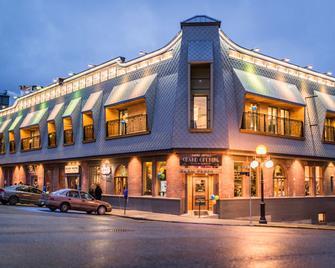Savoy Hotel - Нельсон - Здание