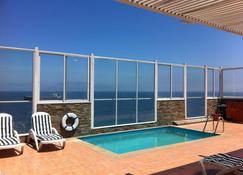 Hotel Florencia Suites & Apartments - Antofagasta - Pool