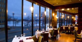 Atlantica Hotel Halifax - הליפאקס (נובה סקוטיה) - מסעדה