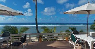 Paradise Inn - Rarotonga - Balcony