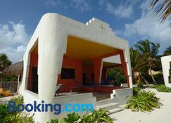 Mayan Beach Garden Inn - Majahual - Building