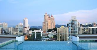 Best Western Plus Panama Zen Hotel - Thành phố Panama - Bể bơi