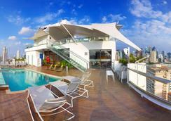 Best Western Plus Panama Zen Hotel - Cidade do Panamá - Piscina