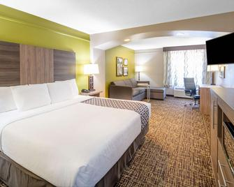 La Quinta Inn & Suites by Wyndham Atlanta Stockbridge - Stockbridge - Soverom