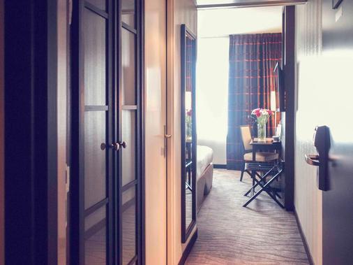 昂熱中心福煦水星酒店 - 昂傑 - 昂熱 - 浴室