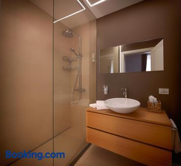Lainez Rooms & Suites - Trento - Phòng tắm