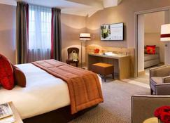 Hôtel Barrière L'hôtel Du Golf Deauville - Deauville - Makuuhuone