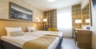 Hotel Aakenus - Rovaniemi - Schlafzimmer
