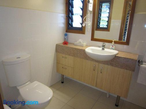Island Magic Resort - Port Vila - Phòng tắm