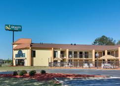 Quality Inn Commerce - Commerce - Edificio