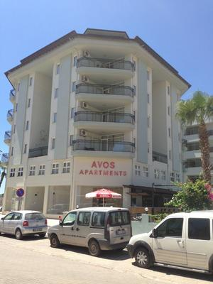 Avos Apartments - Marmaris - Building