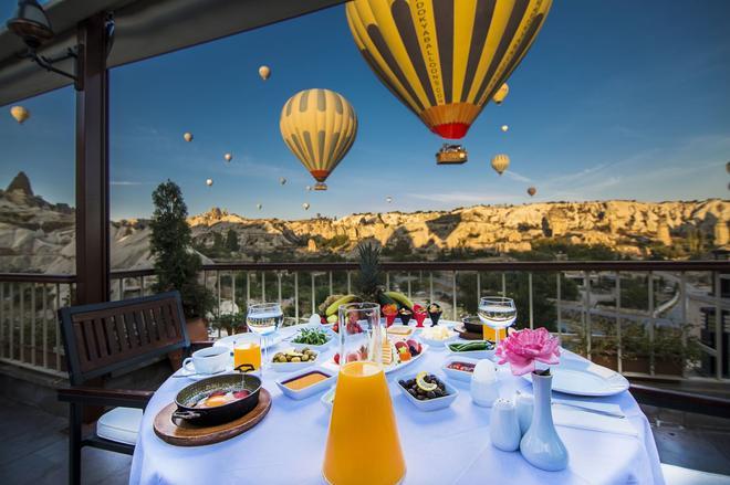 Goreme Kaya Hotel - Special Class - Nevşehir - Balcony