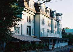 Mansion House Inn And Spa - Vineyard Haven - Edificio