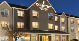 Country Inn & Suites by Radisson, Kearney, NE - Kearney - Κτίριο
