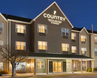 Country Inn & Suites by Radisson, Kearney, NE - Kearney - Edificio