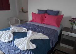 Mangas Monteiro Family - Excellent Apartment - Macapá - Bedroom