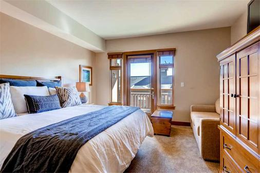 Sundial Lodge Park City - Canyons Village - Park City - Schlafzimmer