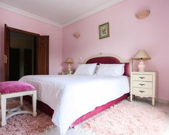 Appart Hotel Alia - Tanger - Slaapkamer