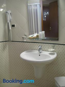 Hotel Valle Rossa - San Giovanni Rotondo - Bathroom