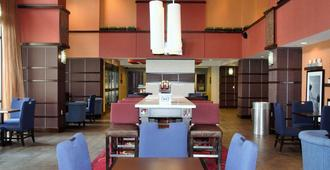 Hampton Inn & Suites Cincinnati / Uptown - University Area - Cincinnati - Restaurante