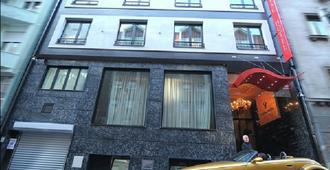 Crystal Hotel Belgrade - Belgrade - Building