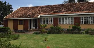 Tamasha Bed and Breakfast - Entebbe - Gebäude