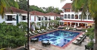 羅尼海灘渡假村 - 貝加 - 巴嘎(印度) - 游泳池