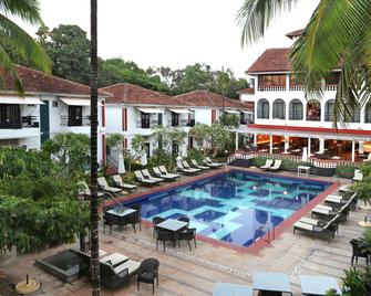 Keys Select Ronil Resort Goa - Baga - Pool