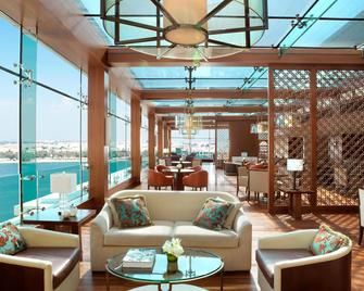 The Ritz-Carlton Abu Dhabi, Grand Canal - Abu Dhabi - Bar