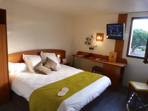 Kyriad Bergerac - Bergerac - Bedroom