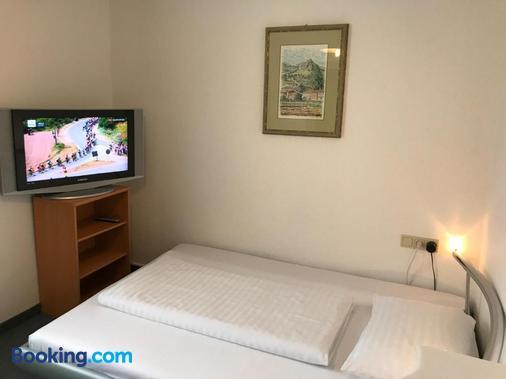 金黃冠旅館 - 因斯布魯克 - 因斯布魯克 - 臥室