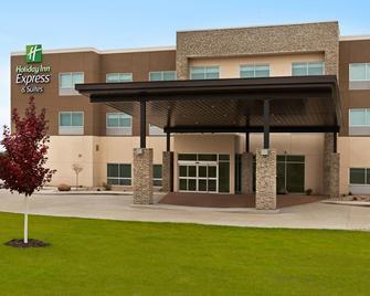 Holiday Inn Express & Suites Beaver Dam - Beaver Dam - Building