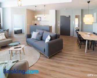City Studios - Heidenheim - Living room