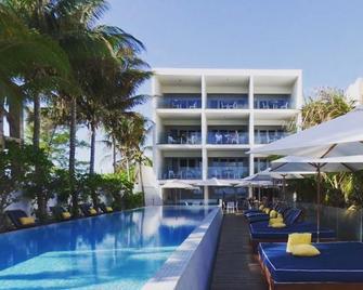 Hotel Secreto - Isla Mujeres - Pool