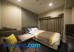 Hotel Hokke Inn Nihonbashi - Tokyo - Bedroom