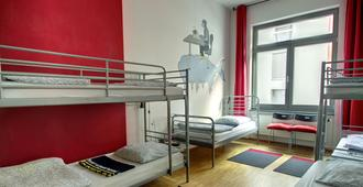 Heart of Gold Hostel Berlin - Berliini - Makuuhuone
