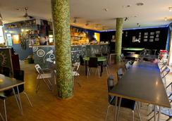 Heart of Gold Hostel Berlin - Berlin - Restaurant
