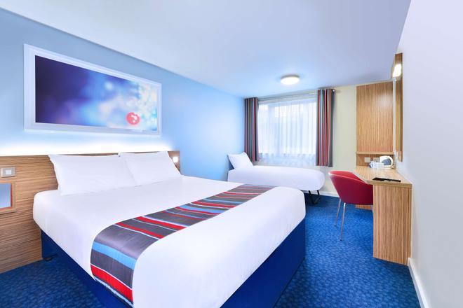 Travelodge Slough - Slough - Bedroom