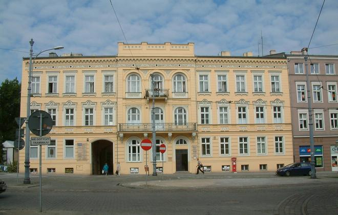 Hostel La Guitarra - Poznan - Building