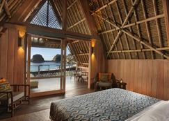 Jeeva Beloam Beach Camp - Bumbang - Schlafzimmer