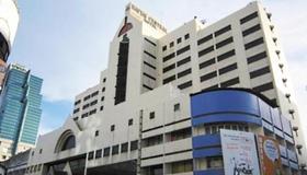 Hatyai Central Hotel - Hat Yai - Edificio